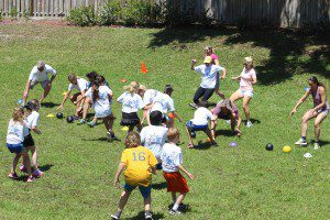 Field Day Dodgeball